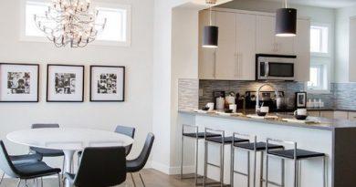 барні стільці для кухні фото