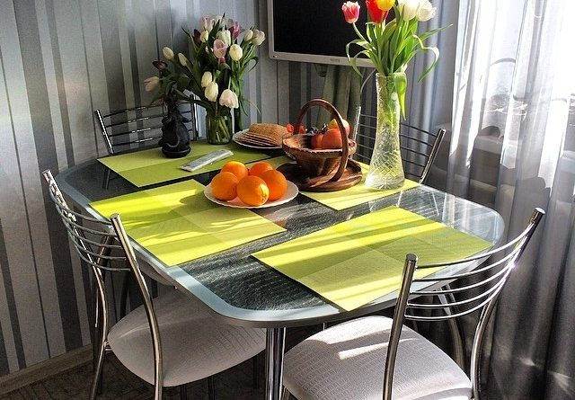 cтоли на кухню фото