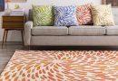 Як вибрати килим у вітальню?