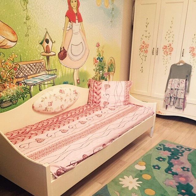 інтер'єр спальні для дівчинки підлітка фото