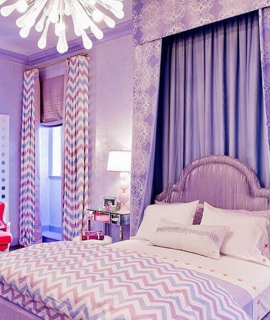 спальня для дівчинки фото