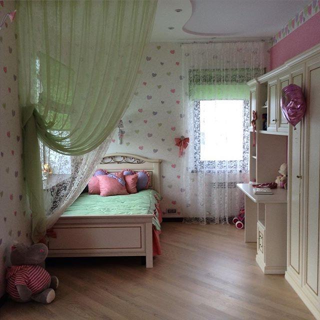 спальня для дівчинки підлітка фото