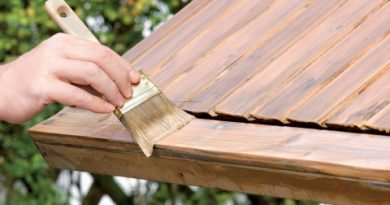Рекомендації по зовнішній обробці деревини антисептичним просоченням