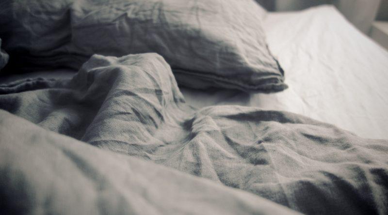 підодіяльник для спальні