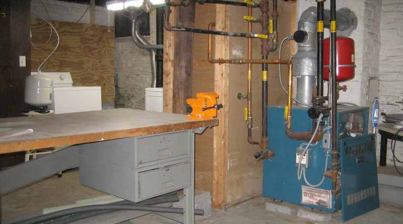 Газовий котел для опалення будинку