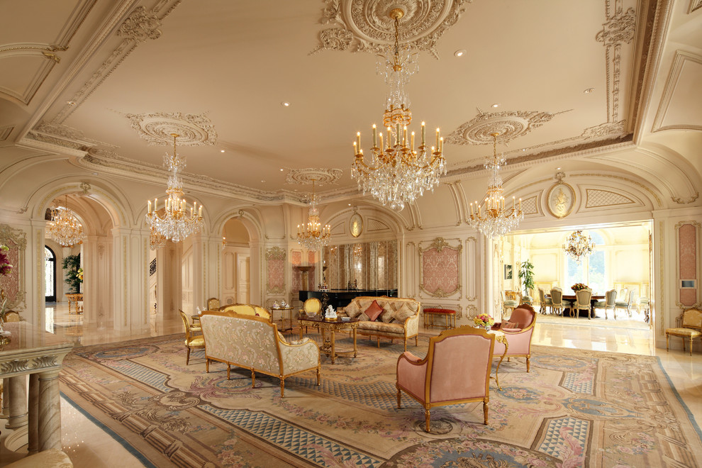 стиль бароко в архітектурі фото