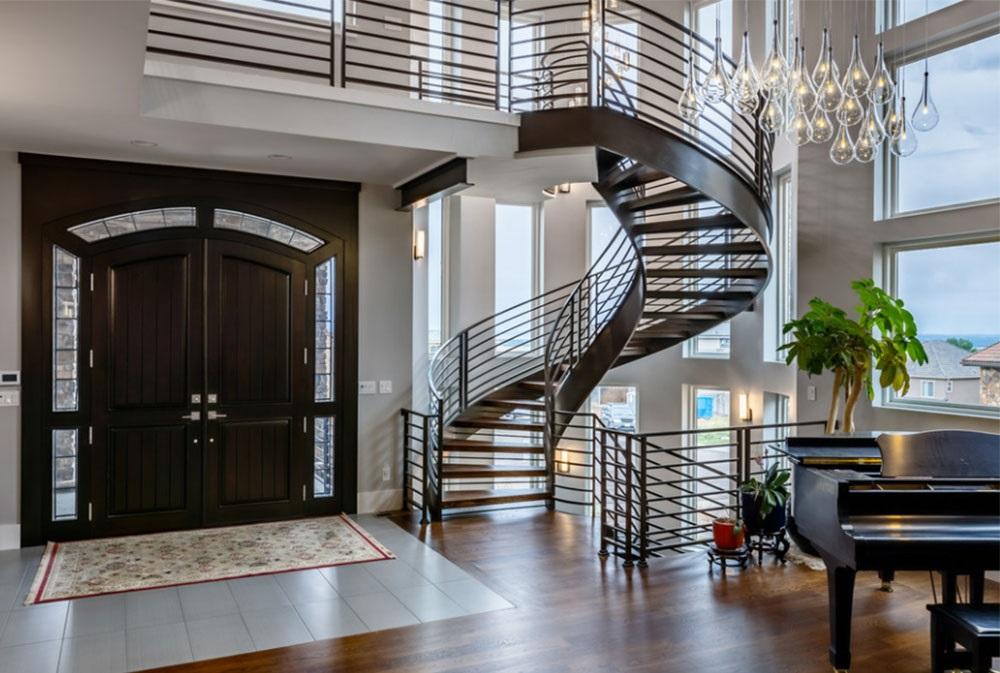 лестница в доме фотогалерея