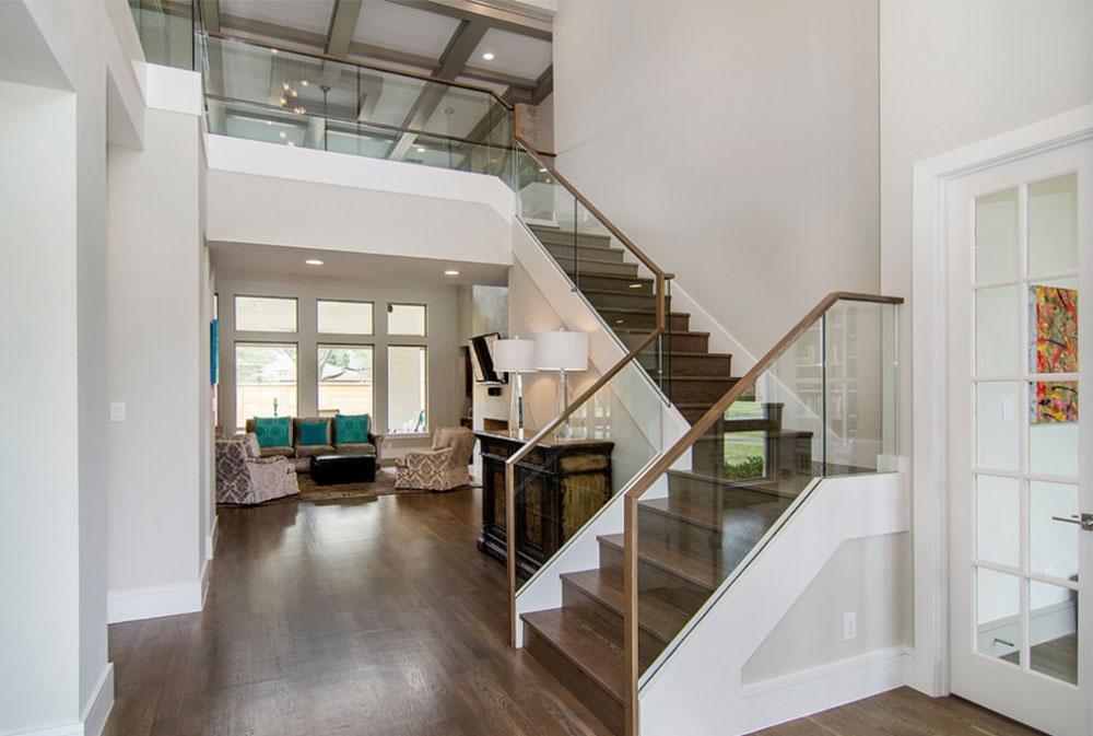 лестница в интерьере дома фотографии