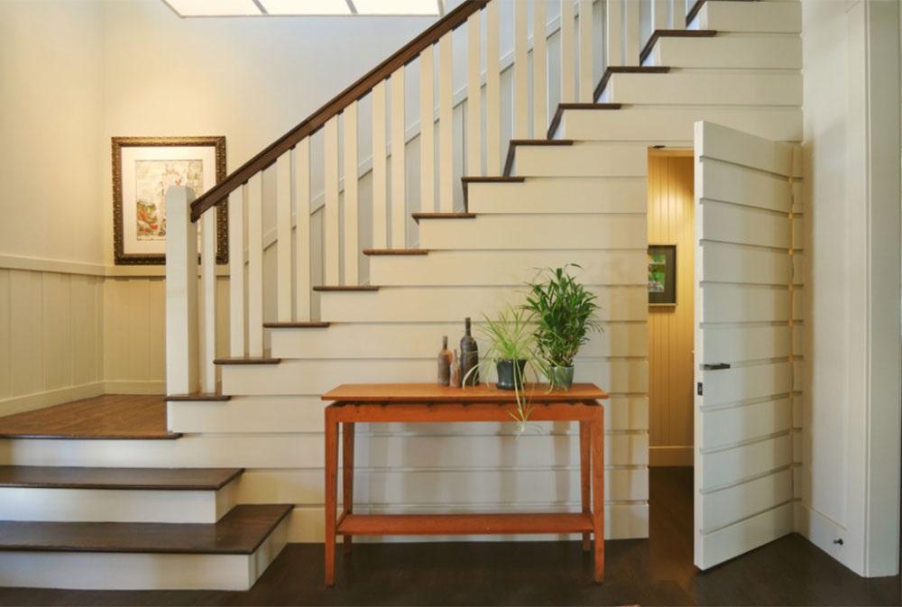 дизайн коридору зі сходами