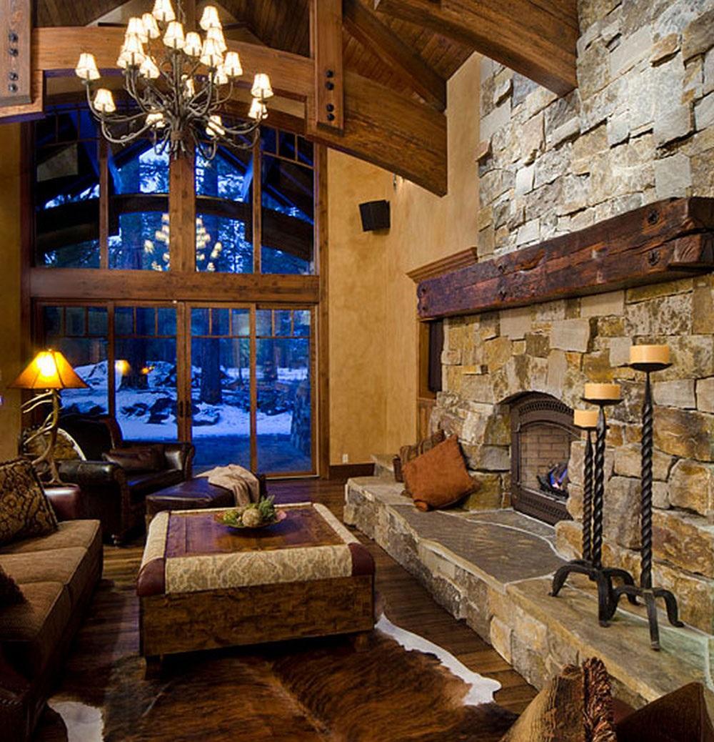 интерьер дома в испанском стиле фото