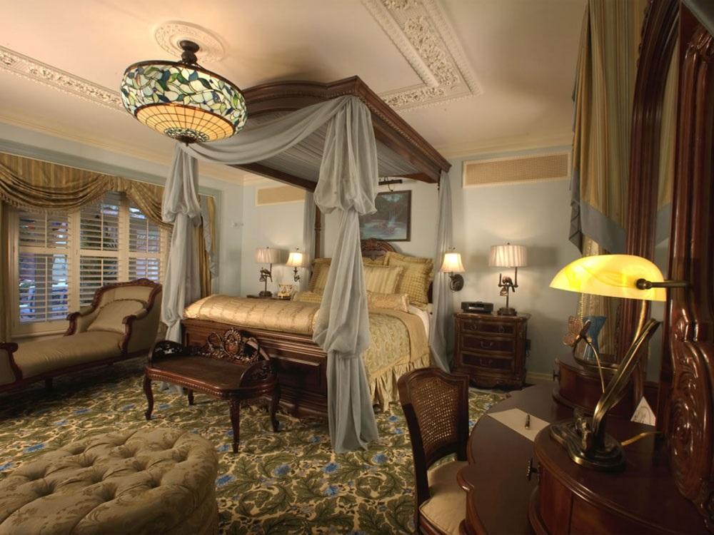 спальня в стилі стімпанк фото