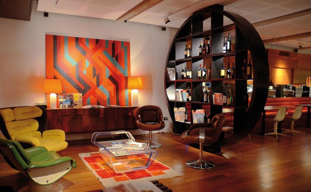 дизайн квартири в стилі стімпанк фото