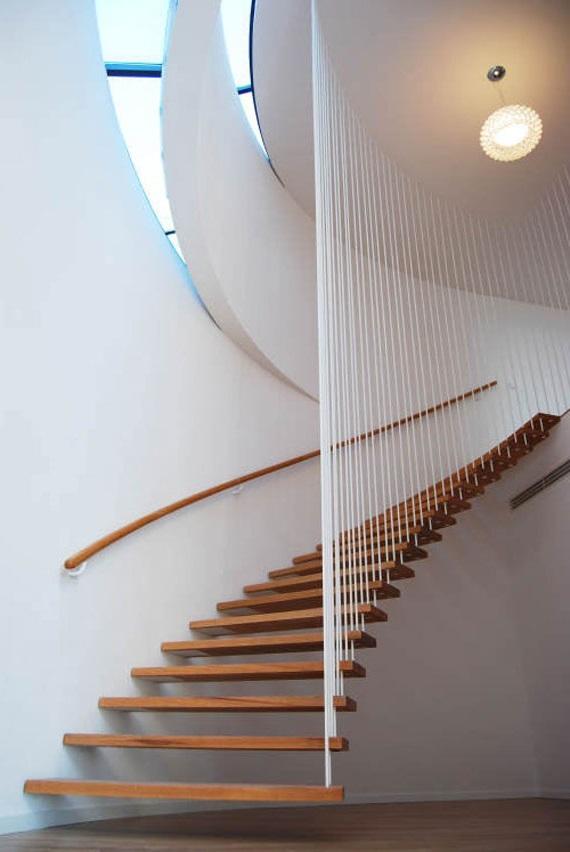 підвісні сходи фото