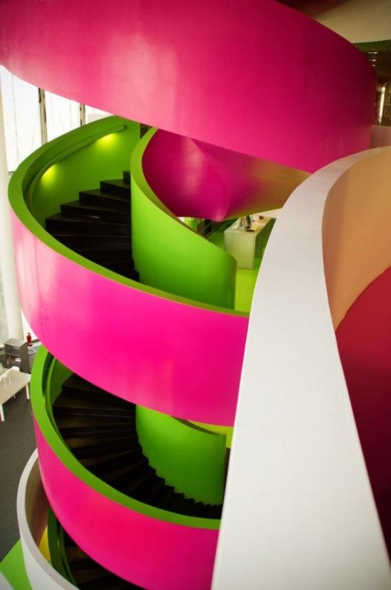 гвинтові сходи фото