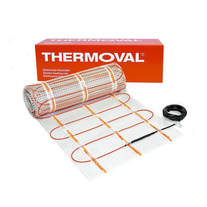 тепла підлога Thermoval відгуки