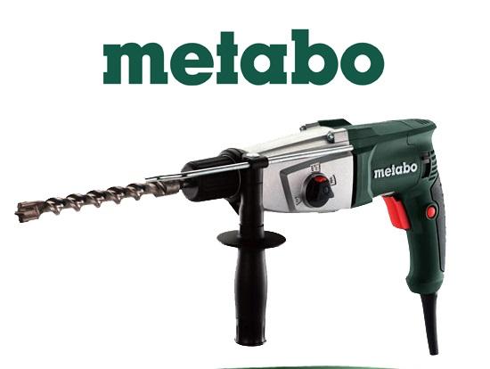 перфоратори metabo відгуки